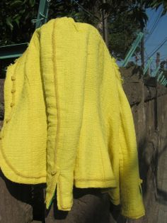Thewallinna and other creatures: Little French Jacket sew-along