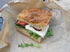 Tomato Mozarella Sandwich Recipe from Boardwalk Bakery at Boardwalk Resort in Disney World