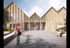 Archio scoops planning for Cotswolds community centre | News | Architects Journal