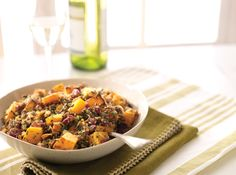 Celebrate the best of the season with our tangy and hearty Warm Cranberry Wild Rice Salad recipe, featuring the latest addition to DHC's Fine Foods lineup: Cranberry Wild Rice.