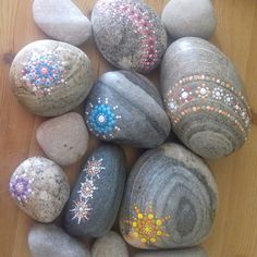 Some beach pebbles are so naturally beautiful a small design is enough.. price from £7