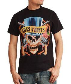 Guns N Roses T Shirt Firepower Distressed Band Logo Officiel Homme Nouveau