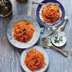 Grated Carrot Salad (Carottes Râpées) | MyRecipes.com