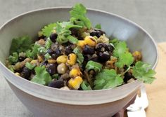Black Bean Chili with Fire-Roasted Corn | Vegetarian Times
