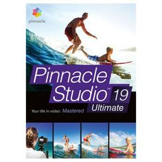 Pinnacle Studio 19 Ultimate Just $59.99! Down From $130! Today Only!