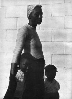 "From ""The Family of Man"" exhibition by Consuelo Kanaga"