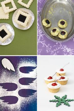 Sprinkle Bakes: One Dough, Many Cookies: Viennese Shortdough