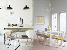 Image result for bertoia dining table