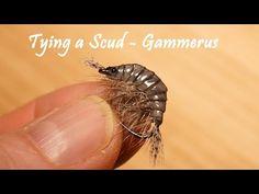 Fly Tying: Diamond Dub Scud - YouTube