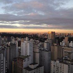 São Paulo, by Margot Pavan.