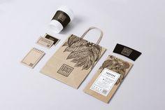 Estate Coffee Roasters branding & packaging by Ahead » Retail Design Blog