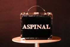 Aspinal of London A/W 2017 Presentation and Giveaway