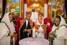 habesha weddings
