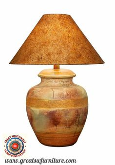 Southwestern lamp shades are the easiest way to add authentic southwest table lamp h 6225 aloadofball Image collections