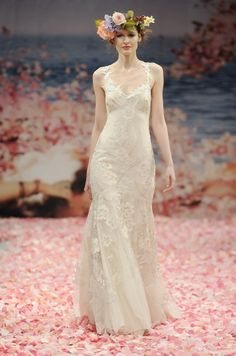 Devotion  2013 Claire Pettibone Wedding Dress