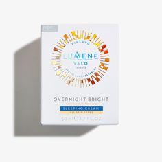 Lumene Valo [Light] Overnight Bright Sleeping Cream | Lumene