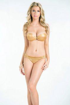 More of supposed Kate Upton killer Charlotte McKinney's boobs in bikinis - Hollywood Gossip | MovieHotties