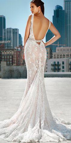 Beautiful Wedding Dresses By Top USA Designers ❤ See more: http://www.weddingforward.com/beautiful-wedding-dresses/ #weddingforward #bride #bridal #wedding