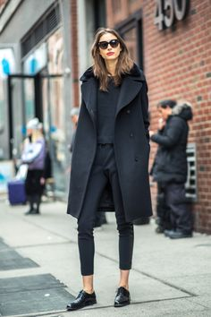 Street Style NFW fall 2015