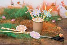 Στολίστε με πολύχρωμα λουλούδια
