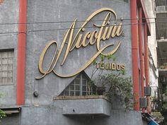 Flickr Photo Download: Nicolini lettering