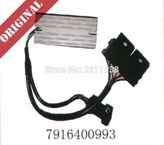 75.00$  Buy here  - Linde forklift part resistor 7916400993 electric truck 335 warehouse truck 115 116 1123 new service spare parts