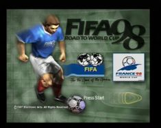 FIFA 98 (Playstation)