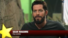 """Sean Maguire as King Leonidas from """"Meet the Spartans"""" Sean Maguire, The Voice, Meet, King, Boys, Fictional Characters, Amazing People, Fairy Tail, Short Stories"""