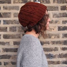 Knitted | Bray Hat by Brooklyn Tweed