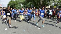 2nd Women Marathon organised by vedanectar.com Day In Pics: July 2, 2015   Focus News
