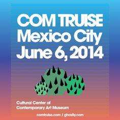 Com Truise plays Mexico City!