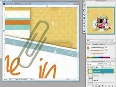 Designer Digitals  - how to use digital paperclips