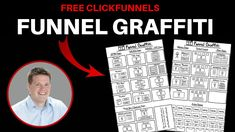 ClickFunnels by Russel Brunson Graffiti, Understanding Yourself, You Are Awesome, How To Introduce Yourself, Surface, How To Apply, Make It Simple, Marketing, Learning