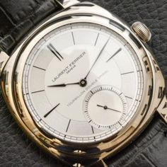 Laurent Ferrier Galet Classic Square Tourbillon Double Spiral Sector Dial – with live photos, specs and price