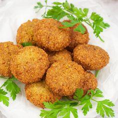 Falafel, Hummus, Vegetarian Recipes, Cooking, Ethnic Recipes, Food, Kitchen, Essen, Falafels
