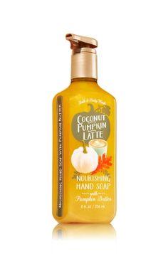 Coconut Pumpkin Latte Nourishing Pumpkin Butter Hand Soap - Soap/Sanitizer…