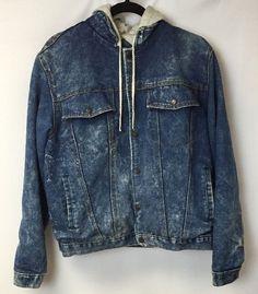 Vintage Drygoods Blue Denim Jacket  Coat Saugatuck Company LTD Denim M 38 / 40  #DryGoods #BasicJacket