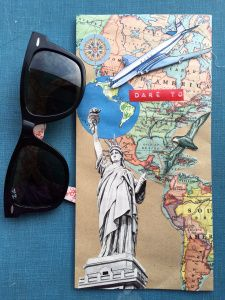 Travel the world mail