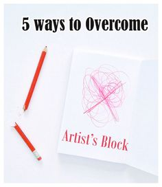 Does it seem like you can't come up with a good idea? Maybe you just have no motivation to draw. This is the dreaded 'Artist's Block'