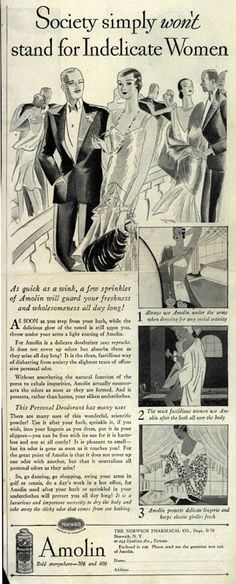 Oh, vintage sexism. We've come a long way since advertising was so offensively sexist.