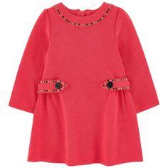 Little Marc Jacobs - Milano jersey dress - 183548