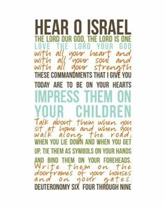 HearOIsrael-1.jpg Photo:  This Photo was uploaded by OzarkMountainFamily. Find other HearOIsrael-1.jpg pictures and photos or upload your own with Photob...