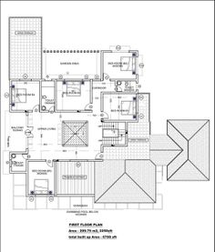 Delicieux Ultimate House Designs With House Plans: Featuring Indian Architects