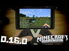 ✔ Minecraft PE 0.16.0   Trailer Oficial (Gameplay)