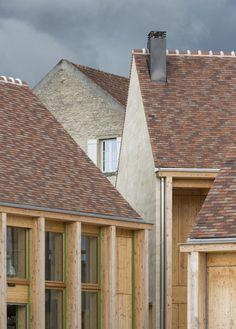 Bernard Quirot architecte + associés — Maison de santé à Vézelay