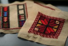 A look into the step-by-step process of Palestinian embroidery – Sixteen Minutes to Palestine
