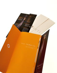 Voveti Wine Freixenet, Spain Brochure Spread 1 Italy