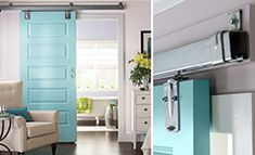 How to Size and Hang a Sliding Door