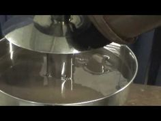 Setting up a chocolate fountain - YouTube