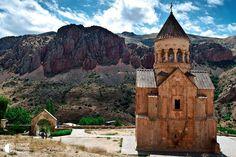 Armenia, Noravank